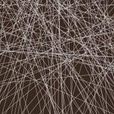 Dynamiczne abstrakt linie EPS 10 wektor royalty ilustracja