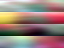 Dynamiczny Abstrakcjonistyczny Kolorowy Rozmyty tło fotografia royalty free