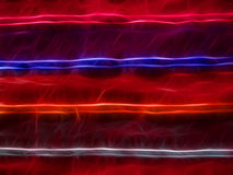 Dynamiczny i Żywy Fractal Włókna Tło ilustracja wektor