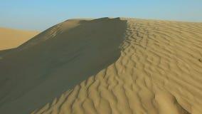 dynamiczny wydm wysokiego zasięgu piasku zdjęcie wideo