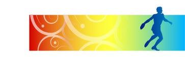 Dynamische Formung des Zeichens Lizenzfreies Stockbild