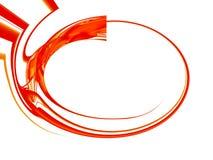 Dynamische hoogte - technologie abstract frame Royalty-vrije Stock Afbeeldingen