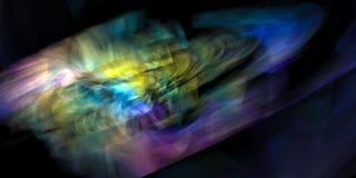 Dynamische kleurrijke abstractie Royalty-vrije Stock Foto's