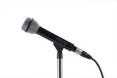 Dynamische microfoon Royalty-vrije Stock Afbeeldingen