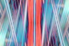 Dynamische städtische Licht-Spuren Stockbilder