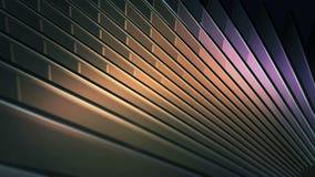 Dynamische ventilatorsslag door stock videobeelden