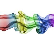 Dynamischer Wellenhintergrund stockbilder