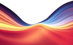 Dynamisches Hintergrunddesign Lizenzfreies Stockfoto