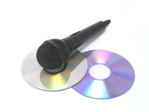 Dynamisches Mikrofon Lizenzfreies Stockbild