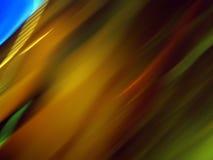Dynamisk abstrakt färgrik oskarp bakgrund Royaltyfria Bilder