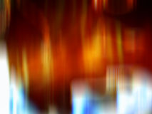 Dynamisk abstrakt färgrik oskarp bakgrund Royaltyfri Fotografi