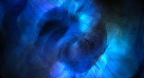 Dynamisk färgrik abstraktion Arkivfoton