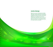 dynamisk green för bakgrund Royaltyfri Illustrationer