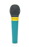 dynamisk mikrofon Arkivfoton