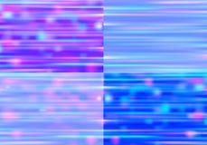 Dynamiska vektorbakgrunder med Bokeh och Holographic effekt Kulöra pärlatexturer för pastell vektor illustrationer