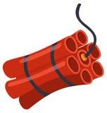 dynamite illustration libre de droits