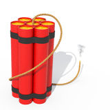 Dynamite, bombs, TNT Royalty Free Stock Image