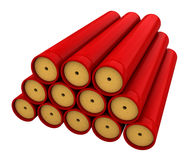 Dynamite Royalty Free Stock Photos