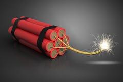 Dynamite vector illustration