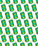 Dynamite pattern Royalty Free Stock Photos