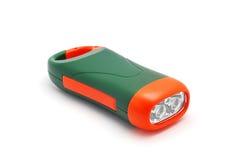 Dynamo flashlight Royalty Free Stock Image