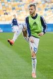 Dynamo Kiev versus Vorskla Poltava Stock Fotografie