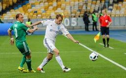 Dynamo Kiev vs Vorskla Poltava Royalty Free Stock Photo