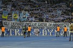 Dynamo Kyiv gegen SS Lazio Lizenzfreies Stockfoto