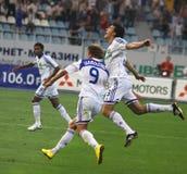 Dynamo Kyiv - Gent Royalty Free Stock Image