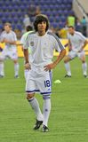 Dynamo Kyiv players Stock Photography