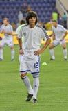 Dynamo Kyiv players Stock Photography