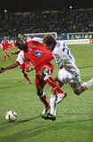 Dynamo Kyiv vs SC Braga Stock Photos
