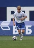 Dynamo Moscow's defender Denis Kolodin Stock Photos
