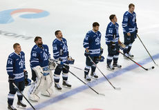 Dynamo Moscow team Stock Photo