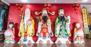 Dynasty Chinese temple. Dynasty Chinese temple sculptures Stock Photo