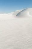 dyner sand white Arkivbild