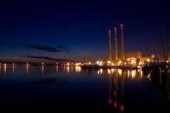 dynergy plant power Στοκ Εικόνες