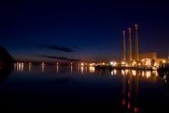 dynergy plant power Στοκ Φωτογραφία