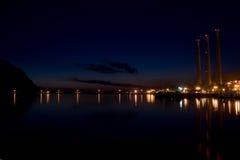 dynergy plant power Στοκ εικόνα με δικαίωμα ελεύθερης χρήσης