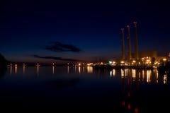 dynergy plant power Στοκ φωτογραφίες με δικαίωμα ελεύθερης χρήσης