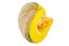 Dyniowi Kulinarni składniki odizolowywający na białym tle z pa Zdjęcia Royalty Free