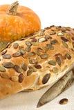 dyniowi nasion chleba Obraz Royalty Free