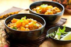 Dyniowy curry Zdjęcie Royalty Free