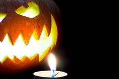 Dyniowy Halloween Fotografia Royalty Free