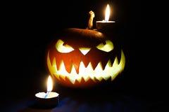 Dyniowy Halloween Zdjęcie Stock