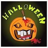 Dyniowy Halloween Zdjęcie Royalty Free