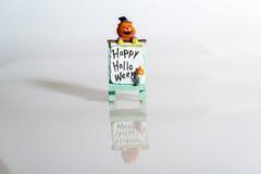 Dyniowy Halloween Obrazy Royalty Free
