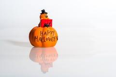 Dyniowy Halloween Zdjęcia Royalty Free