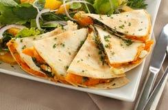 dyniowy tortilla zdjęcie royalty free