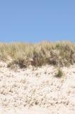 Dynlandskap med sand Arkivfoton